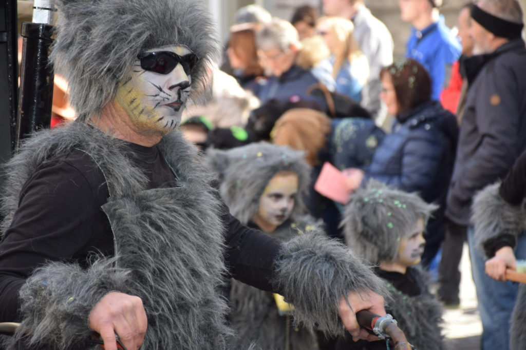 Fasnacht Einsiedeln 2020